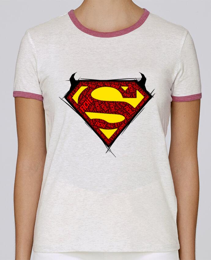 Camiseta Mujer Stella Returns Super Fiché pour femme por Dontuch