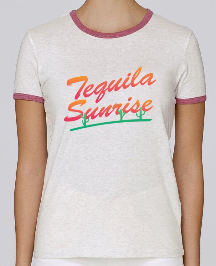 Camiseta Mujer Stella Returns Tequila Sunrise pour femme por tunetoo