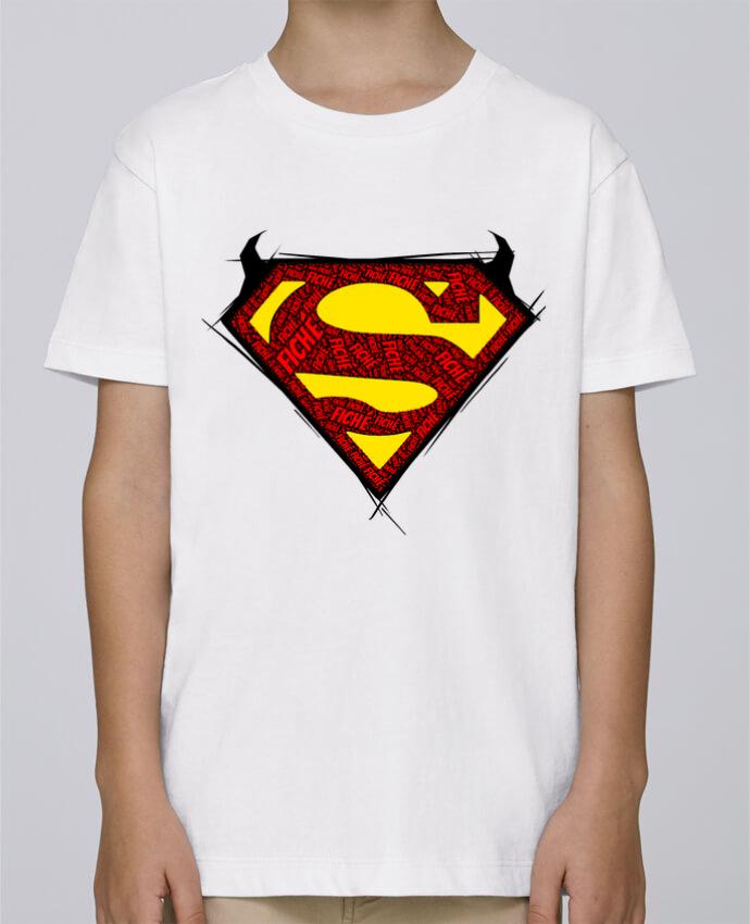 Camiseta de cuello redondo Stanley Mini Paint Super Fiché por Dontuch
