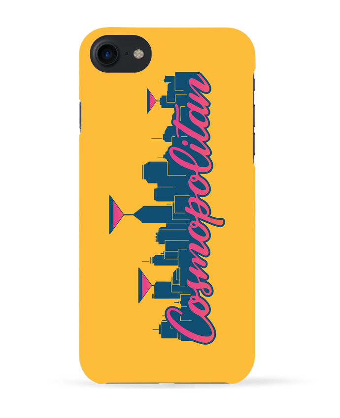Carcasa Iphone 7 Cosmopolitan Cocktail Summer de tunetoo