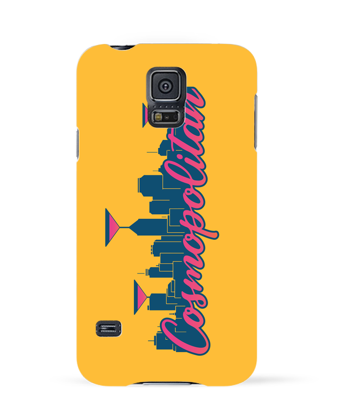 Carcasa Samsung Galaxy S5 Cosmopolitan Cocktail Summer por tunetoo