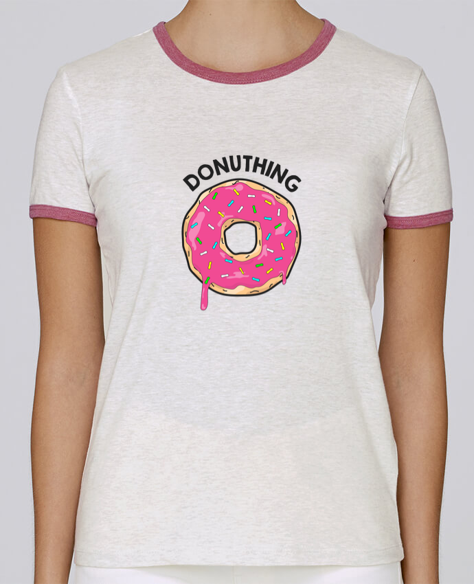 Camiseta Mujer Stella Returns Donuthing Donut pour femme por tunetoo