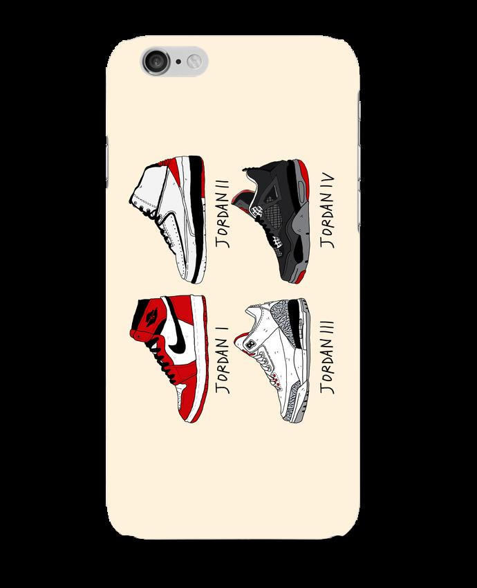 Carcasa  Iphone 6 Best of Jordan por Nick cocozza