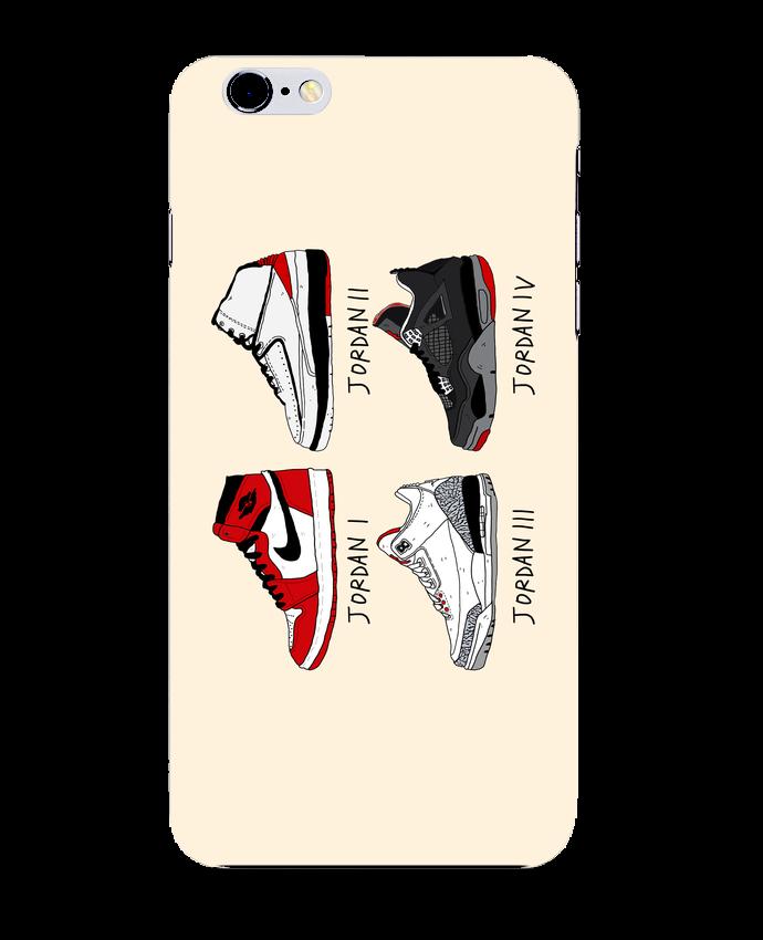 Carcasa Iphone 6+ Best of Jordan de Nick cocozza