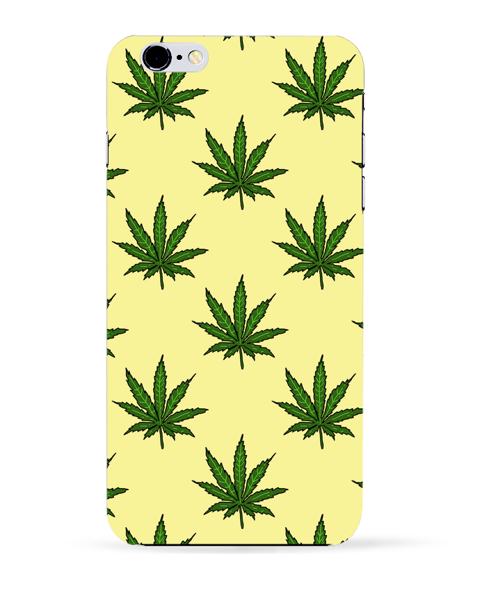 Carcasa Iphone 6+ Cannabis de Nick cocozza