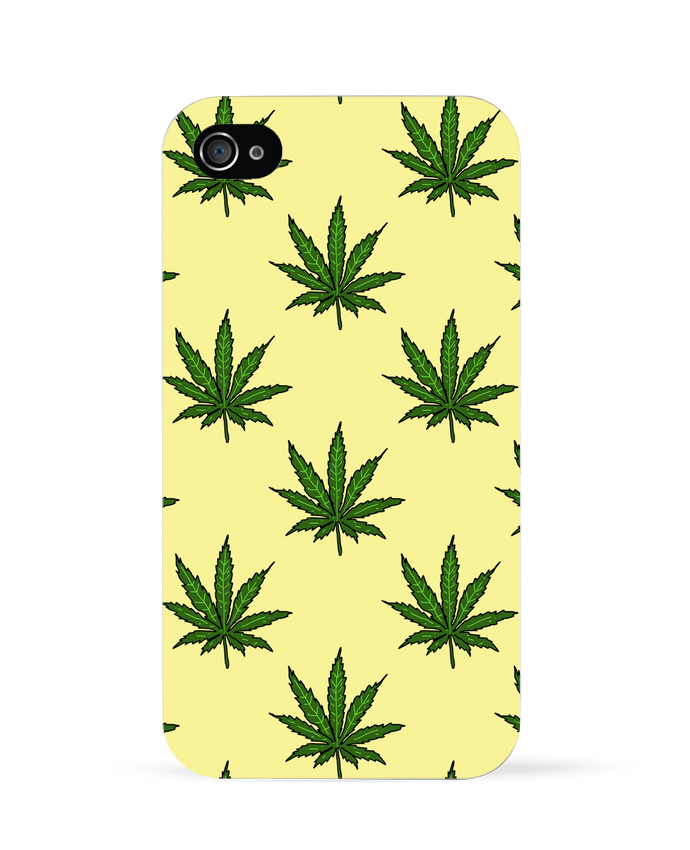 Coque iPhone 4 Cannabis por  Nick cocozza