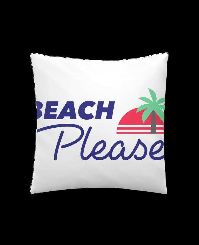 Cojín Sintético Suave 45 x 45 cm Beach please por Ruuud