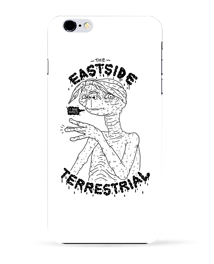 Carcasa Iphone 6+ Gangster E.T de Nick cocozza