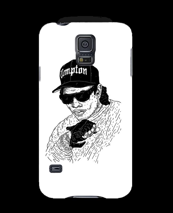 Carcasa Samsung Galaxy S5 Eazy E Rapper por Nick cocozza