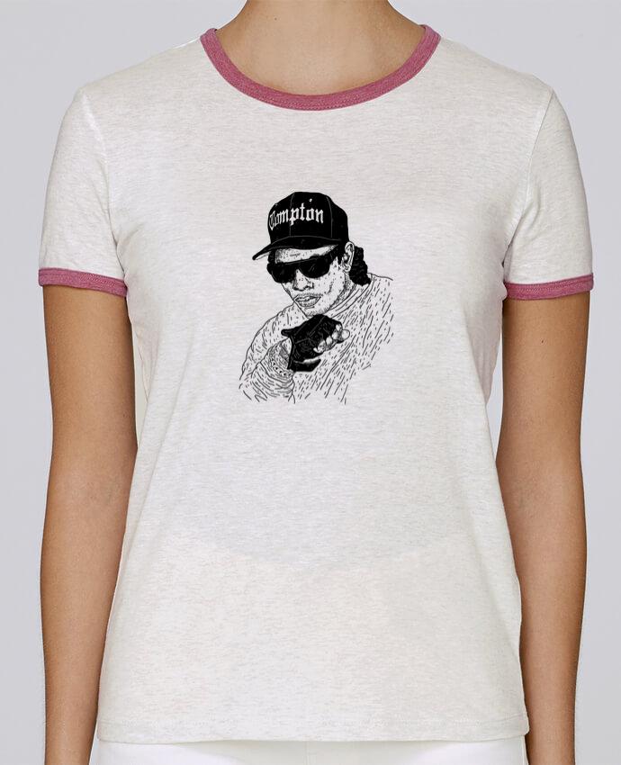 Camiseta Mujer Stella Returns Eazy E Rapper pour femme por Nick cocozza