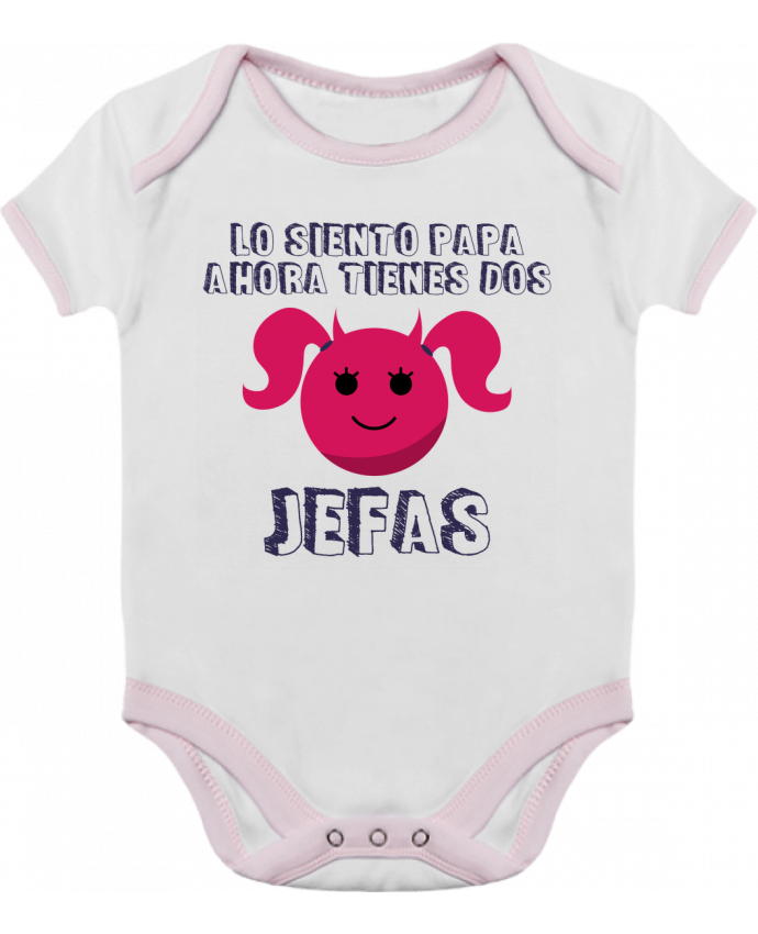 Body Bebé Contraste Nina jefa nacimento por tunetoo
