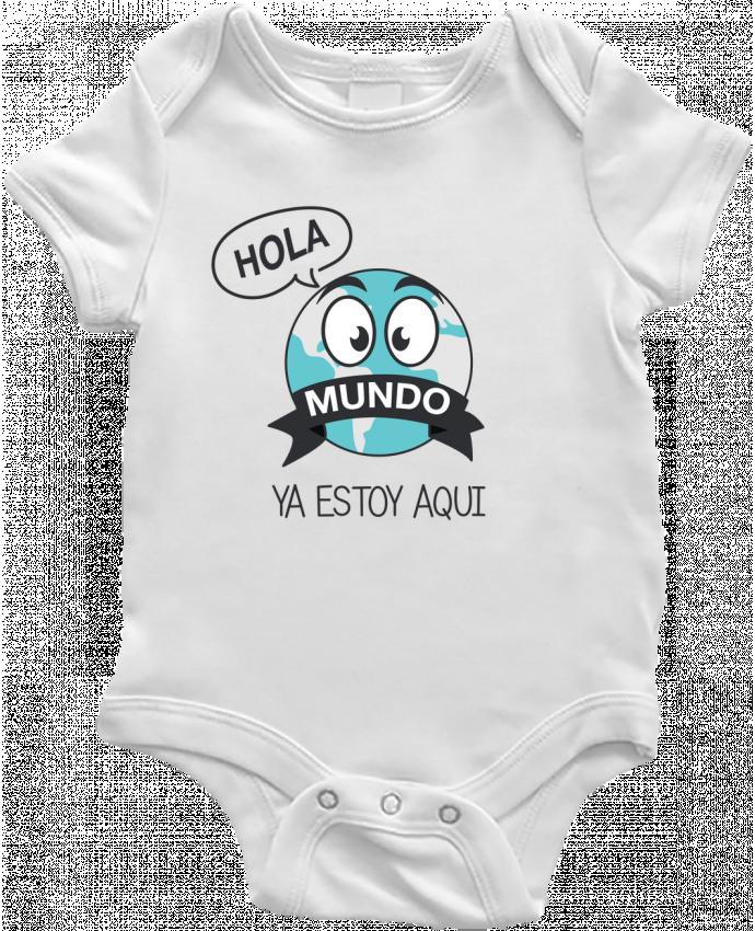 Body Bebé Hola mundo nacimento por tunetoo