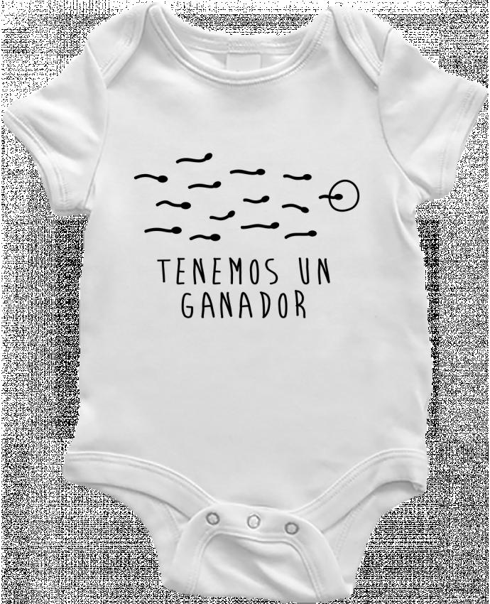 Body Bebé Ganador Nacimento por tunetoo