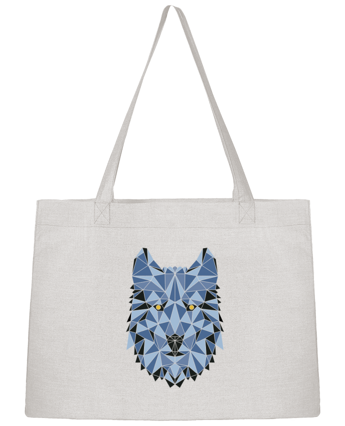 Bolsa de Tela Stanley Stella wolf - geometry 3 por /wait-design