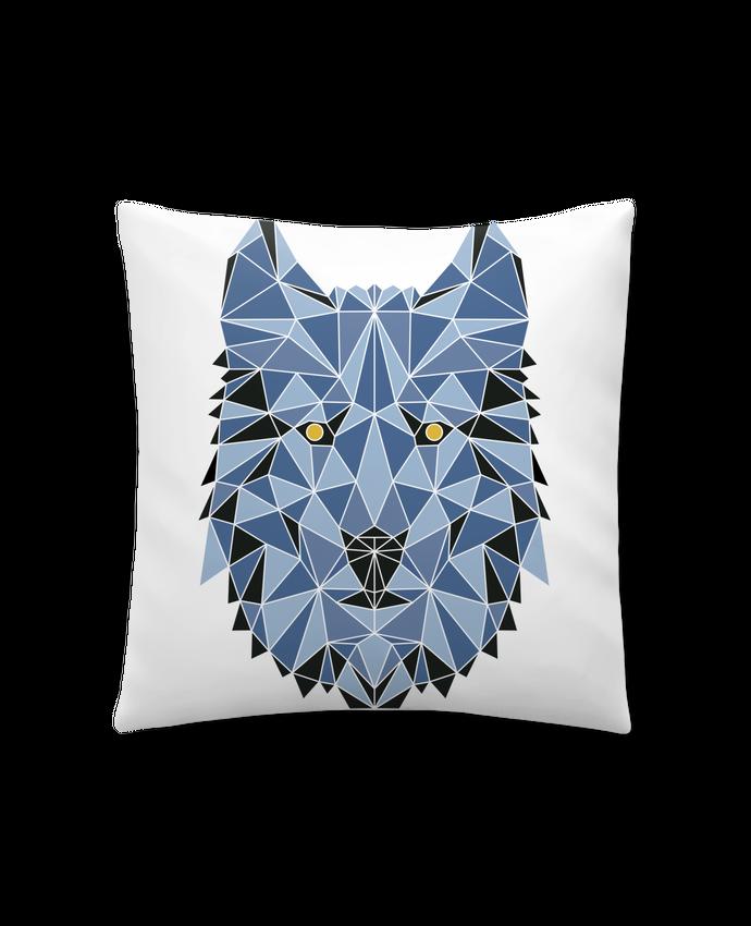 Cojín Sintético Suave 45 x 45 cm wolf - geometry 3 por /wait-design