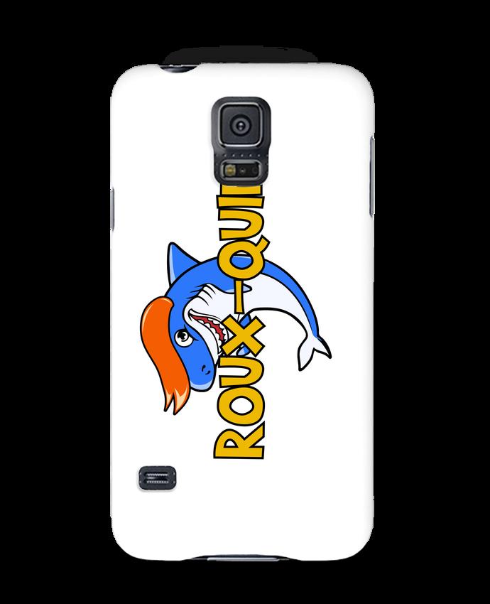 Carcasa Samsung Galaxy S5 Roux-quin por tunetoo