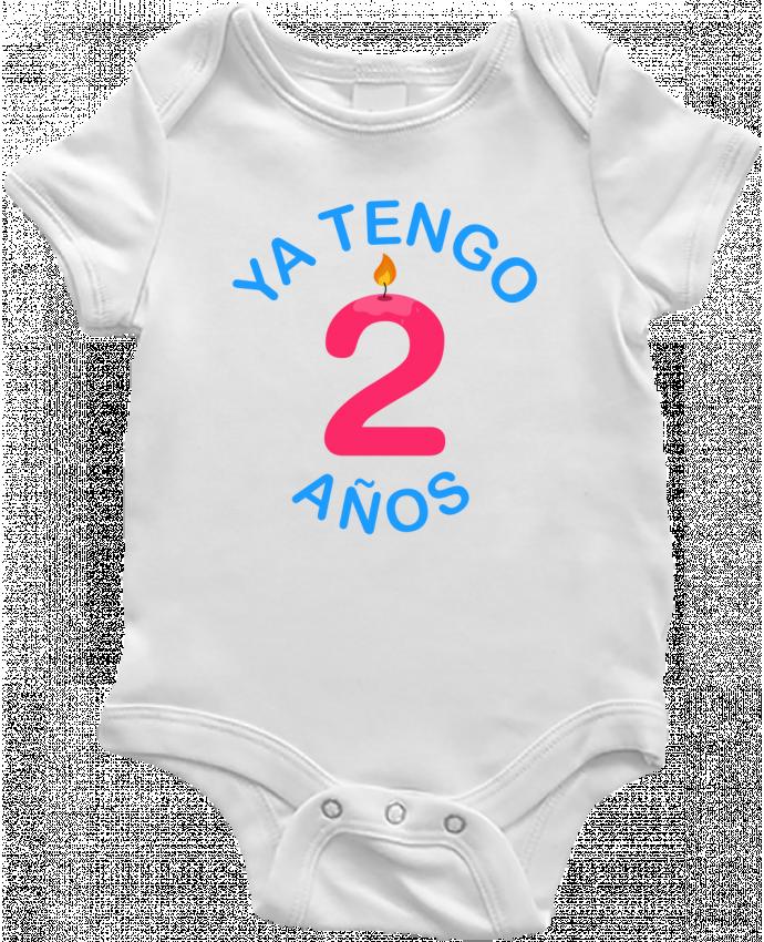 Body Bebé Ya Tengo 2 años por tunetoo