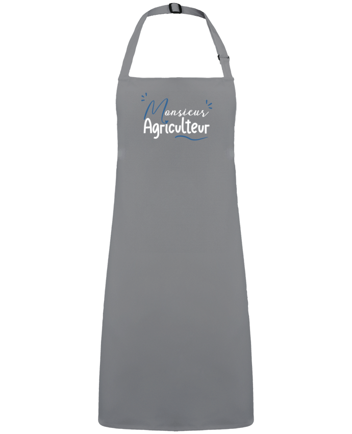 Delantal Sin Bolsillo Monsieur Agriculteur por  Original t-shirt