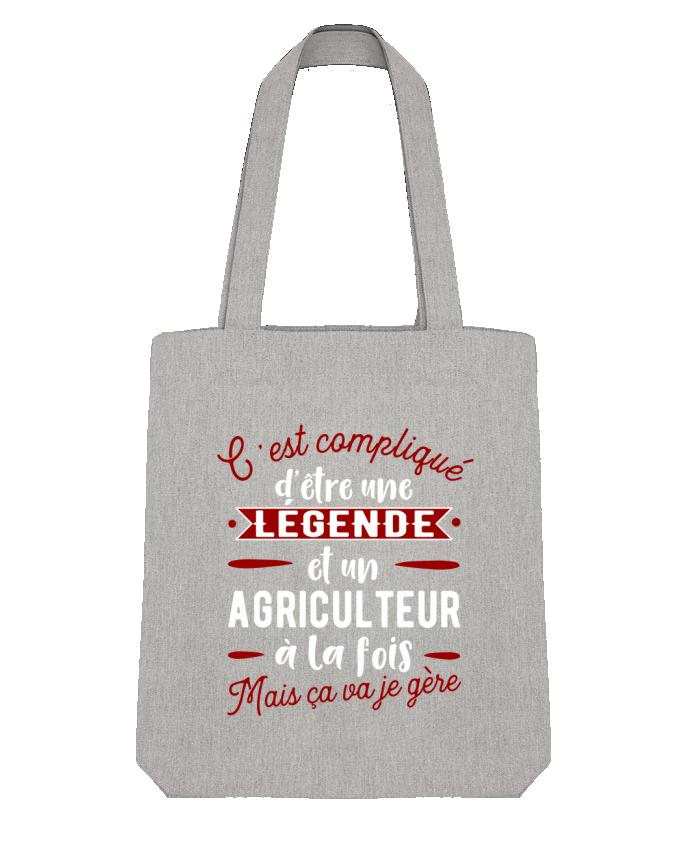 Bolsa de Tela Stanley Stella Légende et agriculteur por Original t-shirt