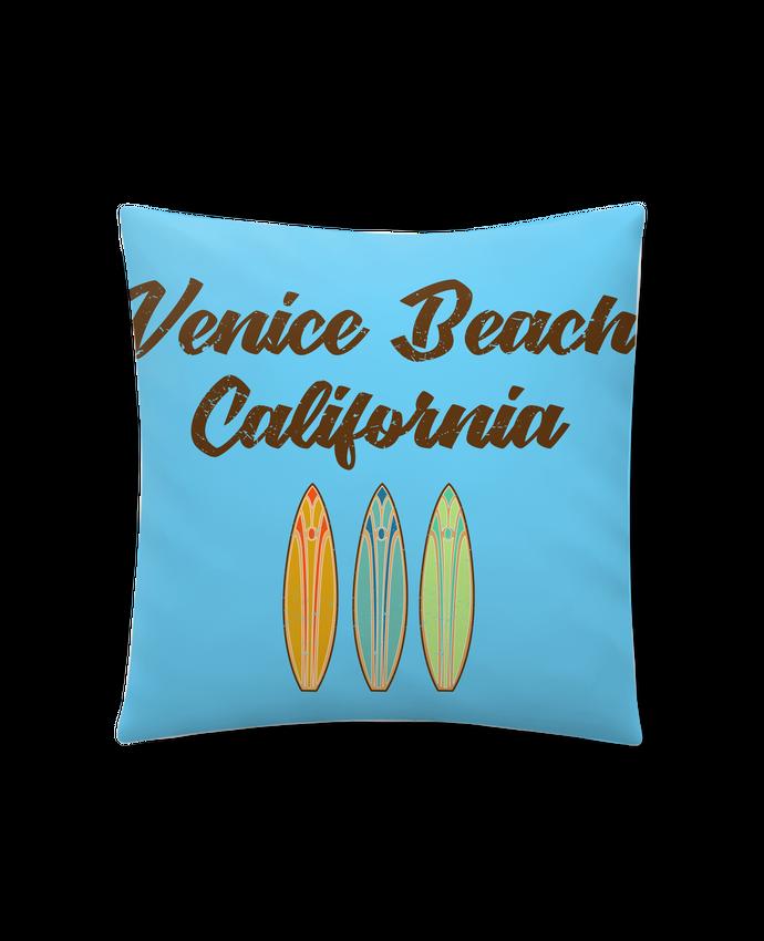 Cojín Sintético Suave 45 x 45 cm Venice Beach Surf por tunetoo