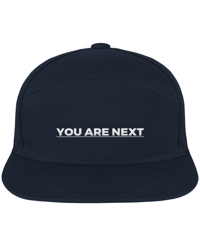 Gorra Snapback Pitcher You are next por tunetoo