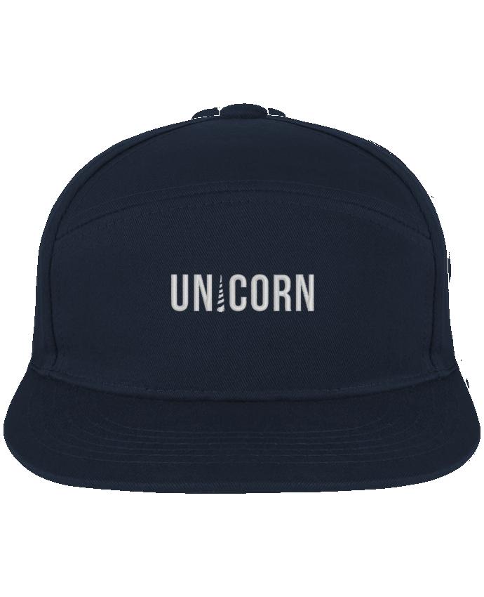 Gorra Snapback Pitcher Unicorn por tunetoo
