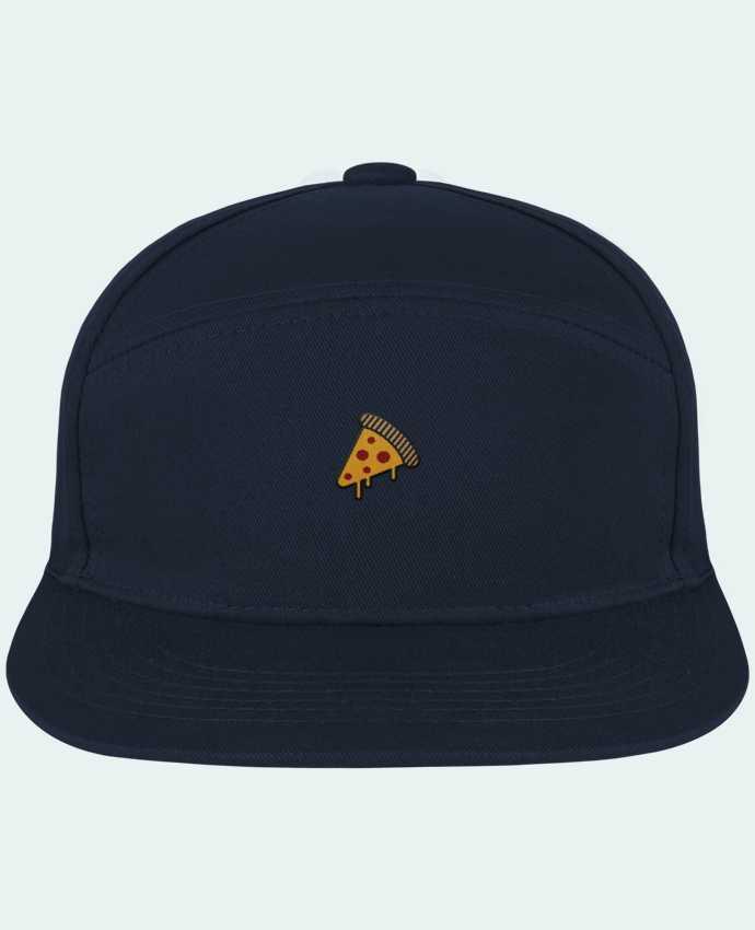 Gorra Snapback Pitcher Pizza slice por tunetoo