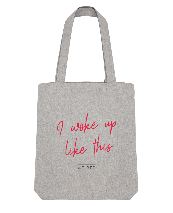 Bolsa de Tela Stanley Stella I woke up like this - Tired por Folie douce