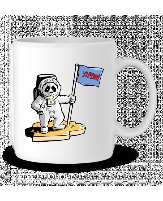 Taza Cerámica Panda-cosmonaute por Tomi Ax - tomiax.fr
