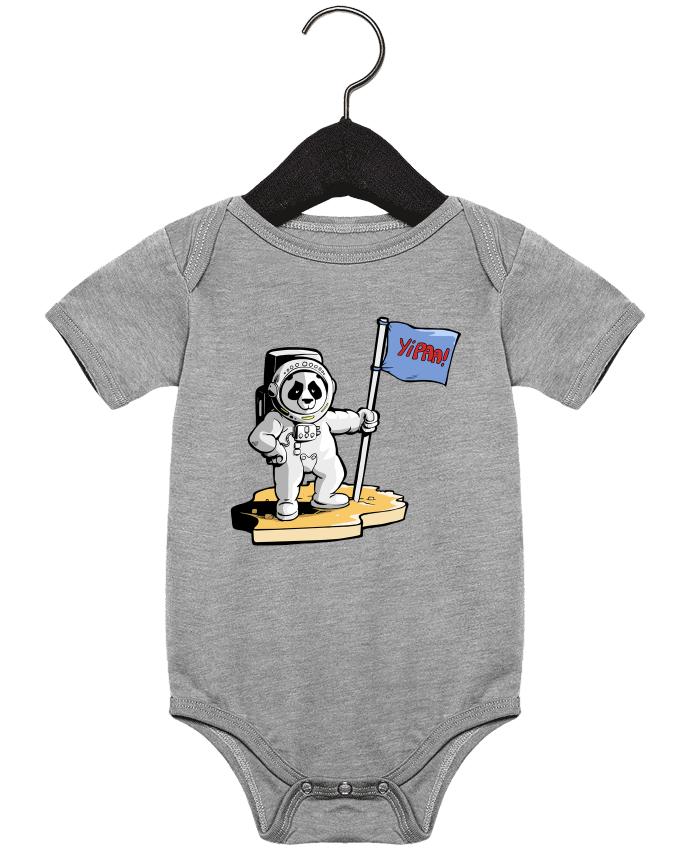 Body Bebé Panda-cosmonaute por Tomi Ax - tomiax.fr