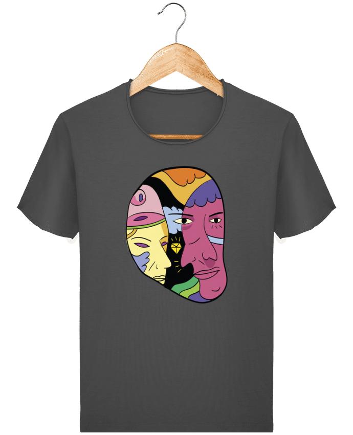 Camiseta Hombre Stanley Imagine Vintage destroyer por Arya Mularama