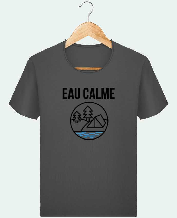 Camiseta Hombre Stanley Imagine Vintage eau calme por Ruuud