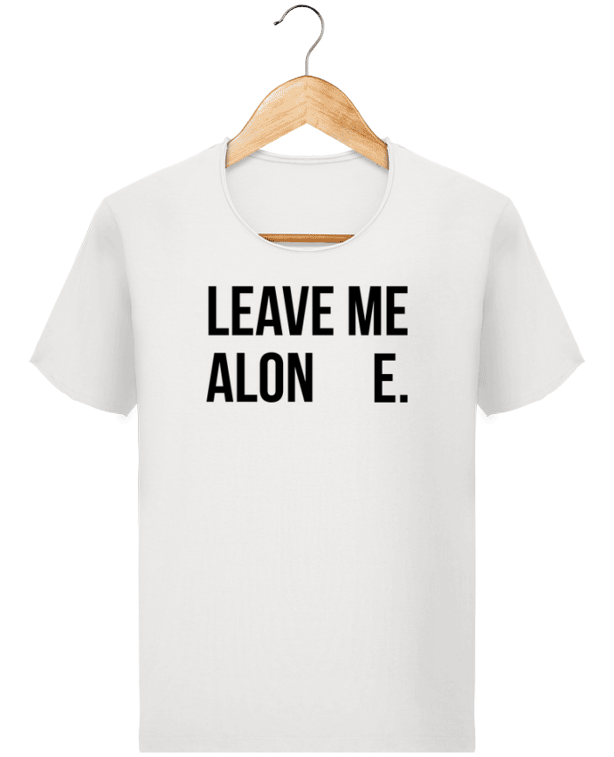 Camiseta Hombre Stanley Imagine Vintage Leave me alone. por tunetoo