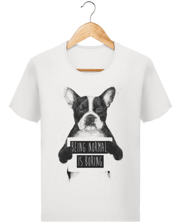 Camiseta Hombre Stanley Imagine Vintage Being normal is boring por Balàzs Solti