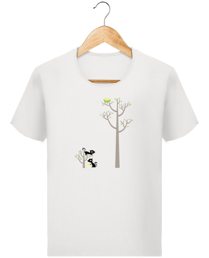 Camiseta Hombre Stanley Imagine Vintage Growing a plant for Lunch por flyingmouse365