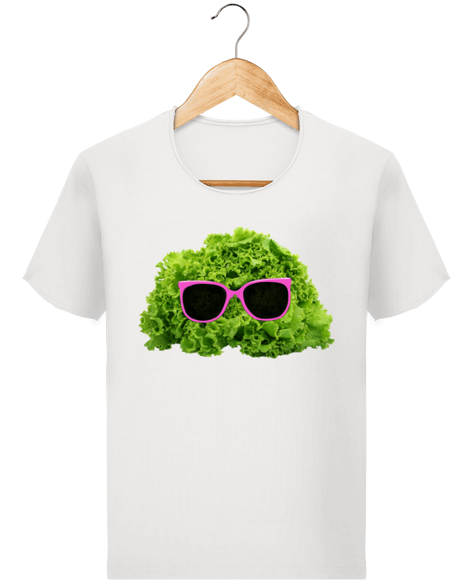 Camiseta Hombre Stanley Imagine Vintage Mr Salad por Florent Bodart