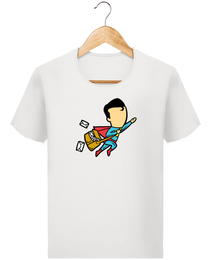Camiseta Hombre Stanley Imagine Vintage Post por flyingmouse365