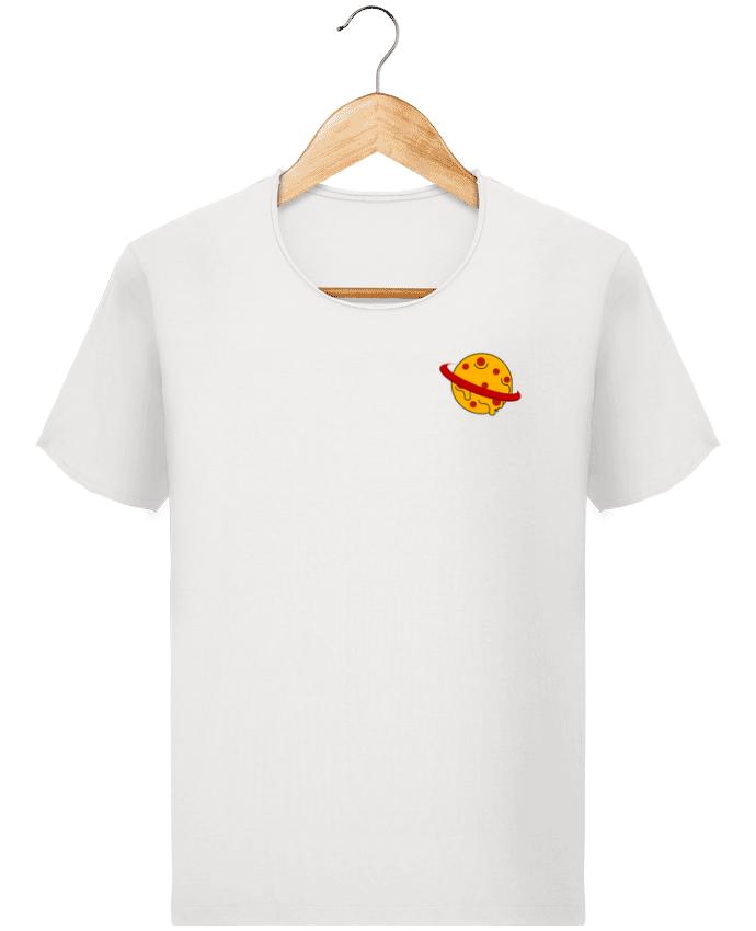 Camiseta Hombre Stanley Imagine Vintage Planète Pizza por WBang