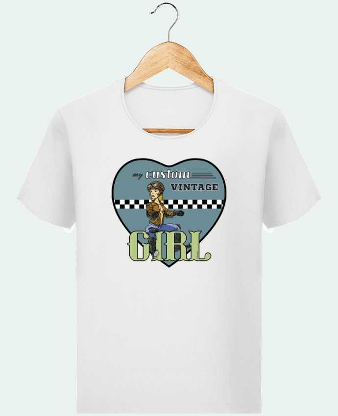 Camiseta Hombre Stanley Imagine Vintage My custom vintage girl por BRUZEFH