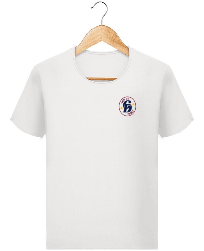 Camiseta Hombre Stanley Imagine Vintage Con de drôle blason por tunetoo