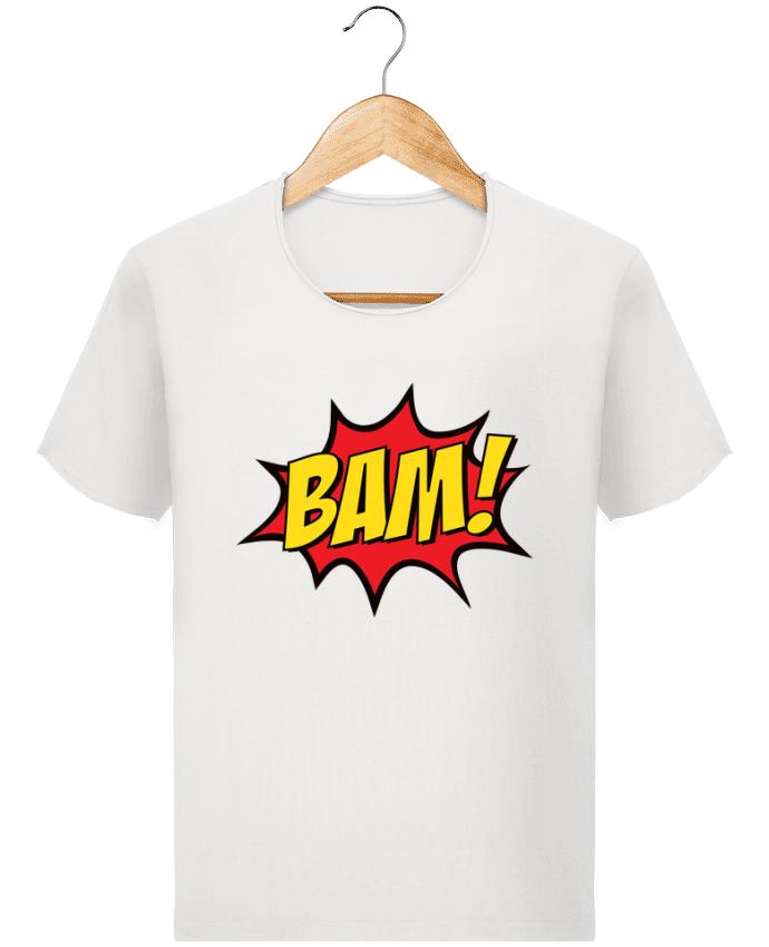 Camiseta Hombre Stanley Imagine Vintage BAM ! por Freeyourshirt.com