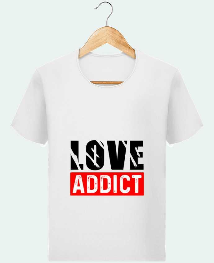 Camiseta Hombre Stanley Imagine Vintage Love Addict por Sole Tshirt