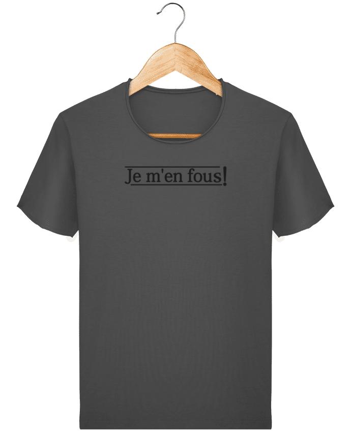 Camiseta Hombre Stanley Imagine Vintage Je m'en fous ! por tunetoo