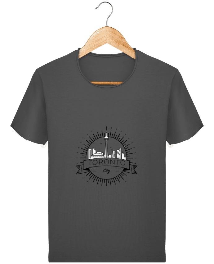 Camiseta Hombre Stanley Imagine Vintage Toronto City por Likagraphe