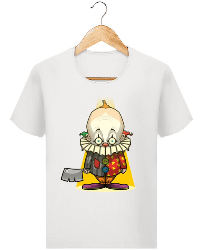 Camiseta Hombre Stanley Imagine Vintage Choppy Clown por SirCostas