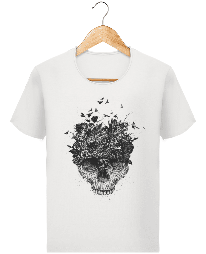 Camiseta Hombre Stanley Imagine Vintage My head is a jungle por Balàzs Solti