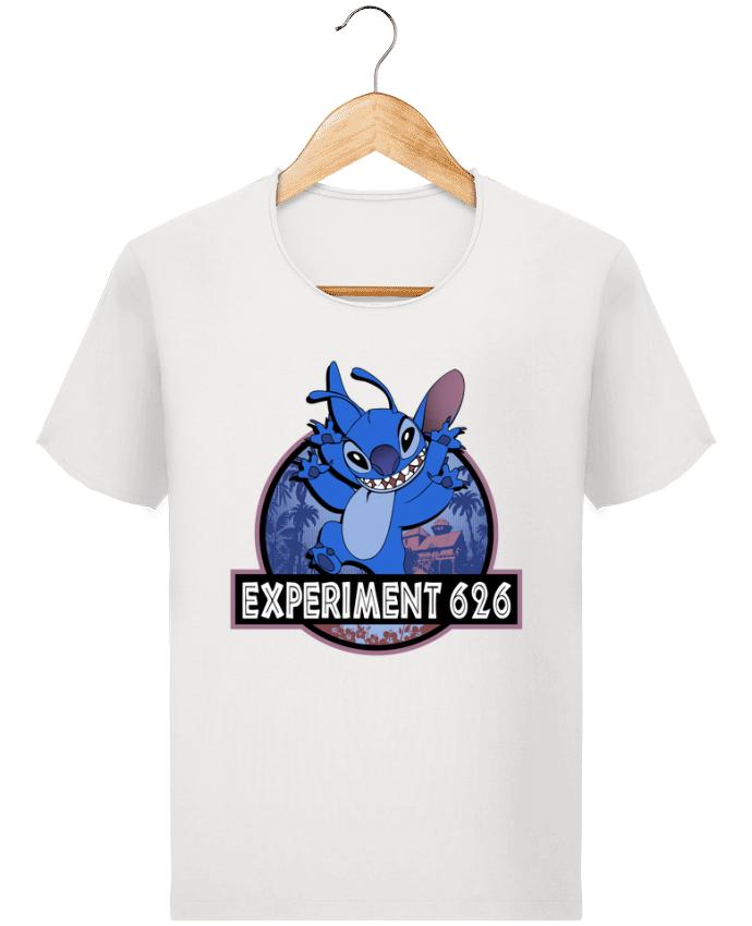 Camiseta Hombre Stanley Imagine Vintage Experiment 626 por Kempo24
