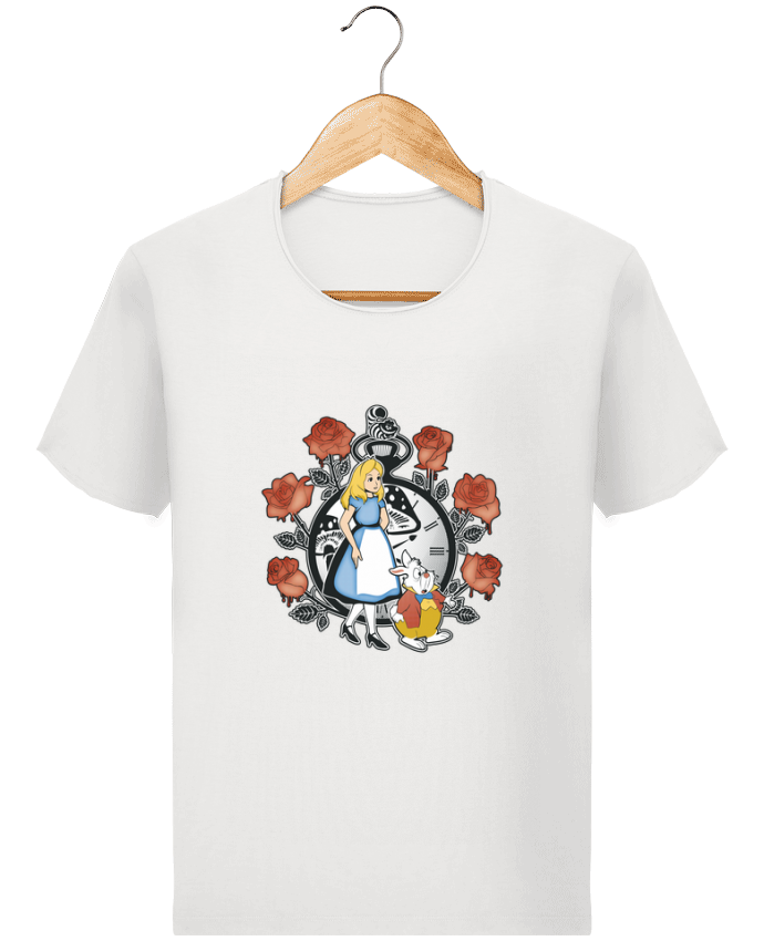 Camiseta Hombre Stanley Imagine Vintage Time for Wonderland por Kempo24