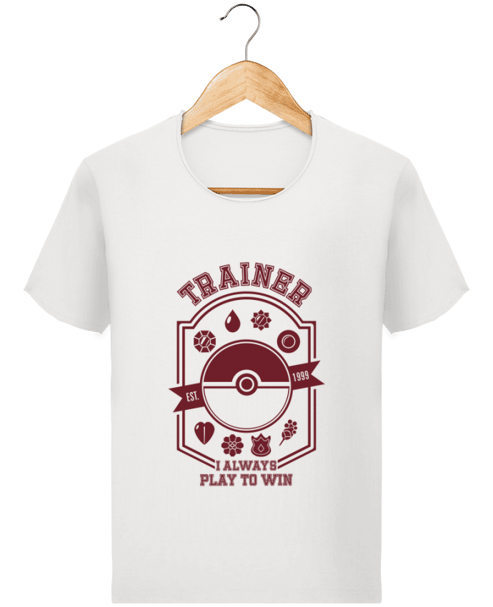 Camiseta Hombre Stanley Imagine Vintage Trainer since 1999 por Kempo24