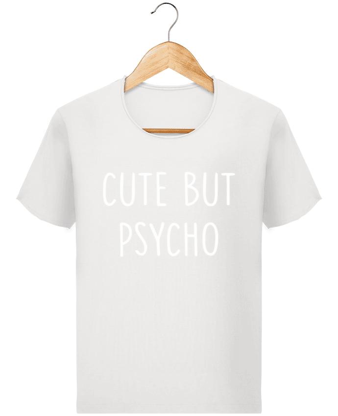 Camiseta Hombre Stanley Imagine Vintage Cute but psycho por Bichette